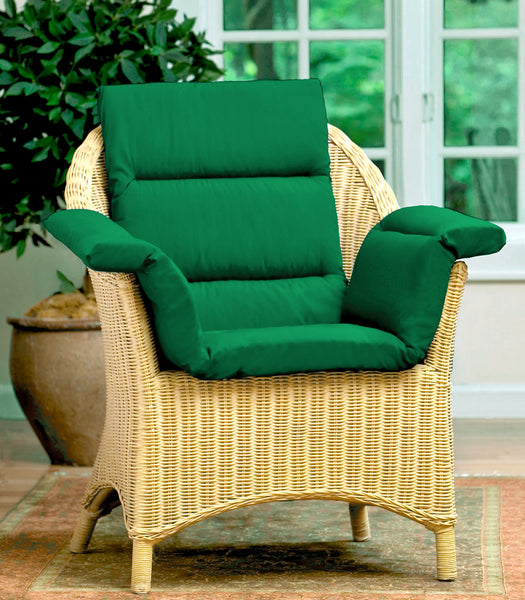 CareActive Total Chair Cushion Hunter One Size (207-0-FOR)