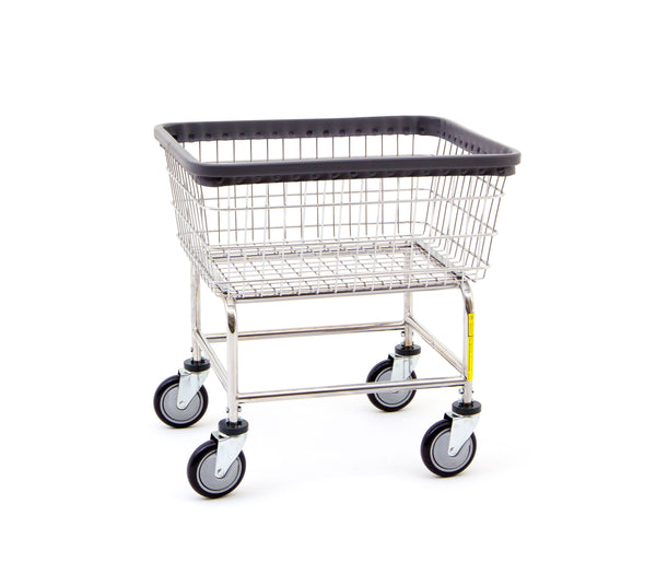 R&B Wire 100E Standard Laundry Cart