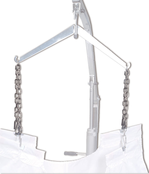 Bariatric Patient Lift Chains (13019-B) - Drive DeVilbiss Healthcare Shop Now at LifeSupply.com