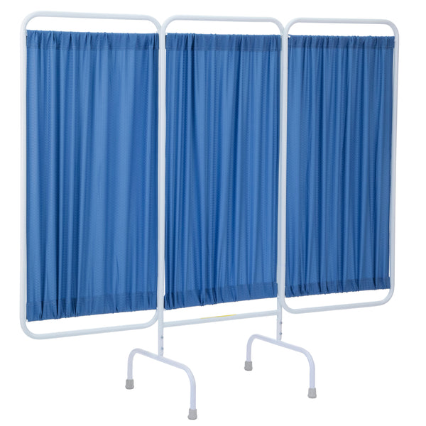 R&B Wire PSS3/AM Designer Stationary Three Panel Privacy Screen