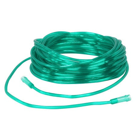 Green - 40ft Oxygen Supply Tube - 20/Case (RES3040G)