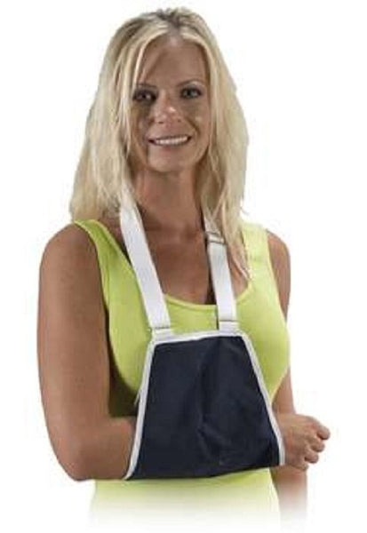 Bilt-Rite Open End Arm Sling Navy Blue (10-59000-XS)