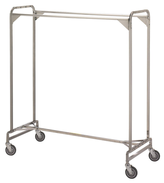 "R&B Wire 725 60"" Double Garment Rack"