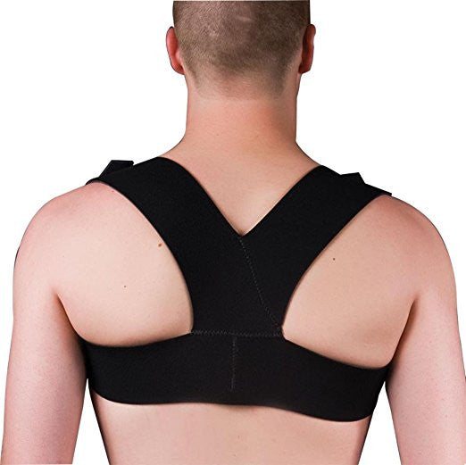 Core Products Breathable Posture Support (S-M-L-XL)  (BRE-6640)