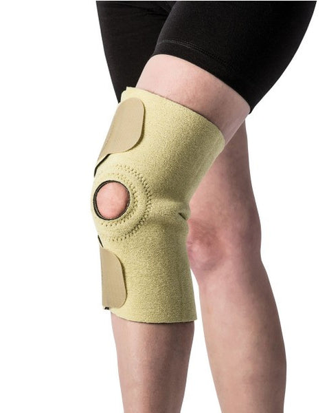 Core Products Fits-All Neoprene Open Patella Knee Spt (OSFM/ - 1XL) 12/Case (KNE-6409)