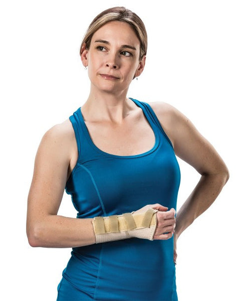 Core Products Elastic Wrist Brace (S-M-L-XL) 6/Case (WST-6833)