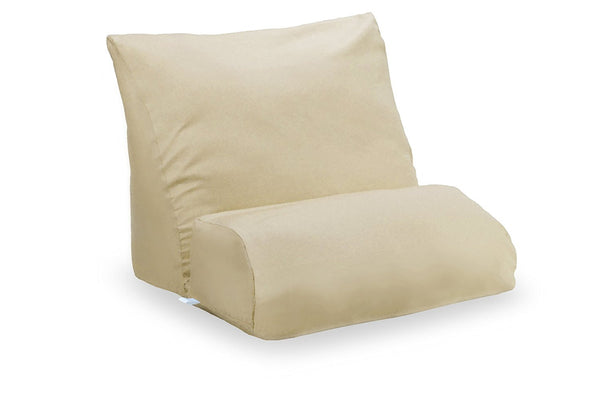 Contour Flip Pillow Accessory Cover -  Beige (1-800BG-101R)