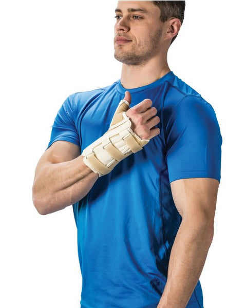 Core Products Thumb Spica Wrist Hand Orthosis (S-M-L-XL) 6/Case (WST-6825)