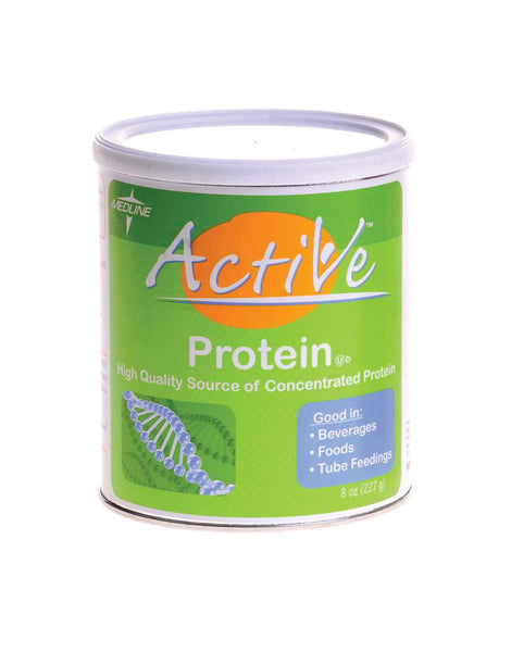 Active Powder Protein Nutritional Supplement,7.0 G (6/Case) (ENT32108) - MEDLINE Shop Now at LifeSupply.com