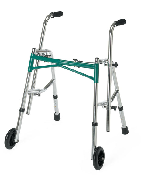 "Pediatric Folding Walkers,Green,5"" (G07783)"