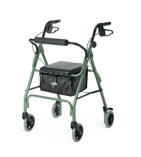"Guardian Economy Rollators,Green,6"" (G07886G)"