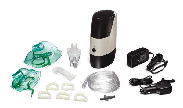 Portable Nebulizer Compressor (HCS2GO)