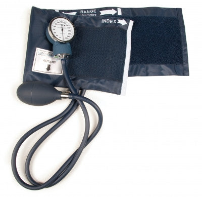 Aneroid Blood Pressure Monitor with Adjustable Gauge, Lumiscope (100-610)