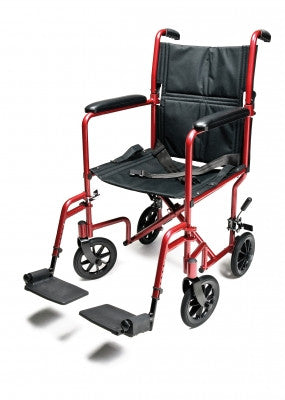 Aluminum Transport Chair (EJ781-1)