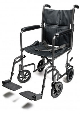 Aluminum Transport Chair (EJ783-1)