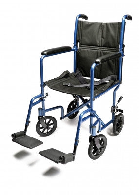 Aluminum Transport Chair (EJ787-1)