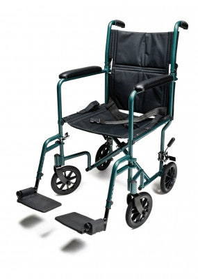 Aluminum Transport Chair (EJ789-1)