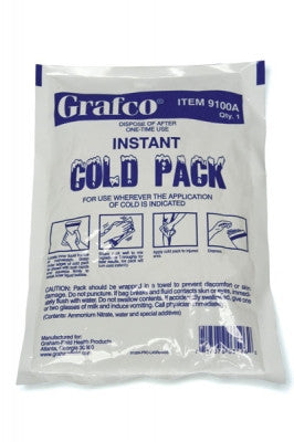Disposable Instant Cold Packs (9100A)
