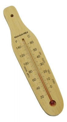 Flat Bath Thermometer (1537)