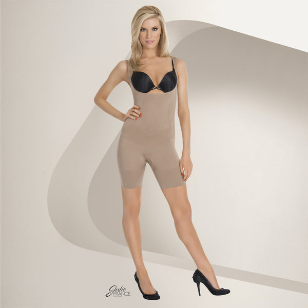 Julie France by EuroSkins® JF001 Frontless Body Shaper, Nude