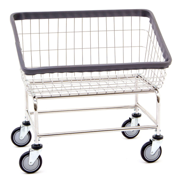 R&B Wire 200S Large Capacity Front Load Laundry Cart