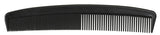 Plastic Combs,Black (144/Gross) (MDS137007)
