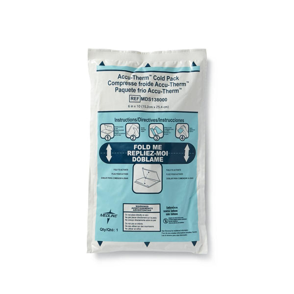 Accu-Therm Instant Cold Packs (24/Case) (MDS138000) - MEDLINE Shop Now at LifeSupply.com