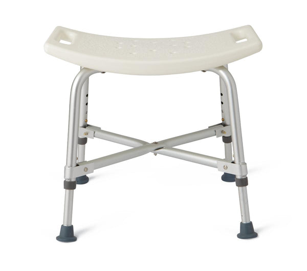Bariatric Bath Bench without Back (1/Case) (MDS89740AXW) - MEDLINE Shop Now at LifeSupply.com