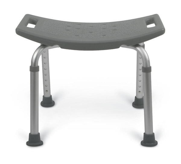Aluminum Bath Benches without Back (1/Case) (MDS89740A) - MEDLINE Shop Now at LifeSupply.com