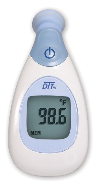 Instant Read Digital Temple Thermometer () (MDS9698)