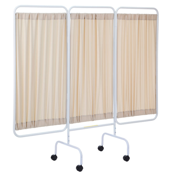R&B Wire PSS3C/AM Designer Mobile Three Panel Privacy Screen