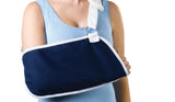 Deep Pocket Arm Slings,Dark Blue,Large (ORT11300L)