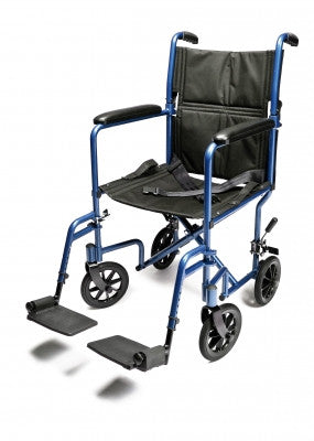 Aluminum Transport Chair (EJ782-1)