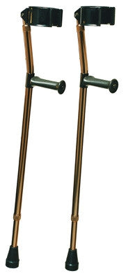 Deluxe Ortho Forearm Crutches (6346)