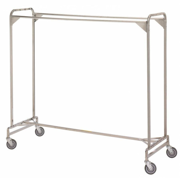 "R&B Wire 722 72"" Double Garment Rack"