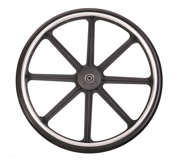 "16""-18"" Quick Release Rear Wheel Assembly (WCA806946QR) - MEDLINE Shop Now at LifeSupply.com"
