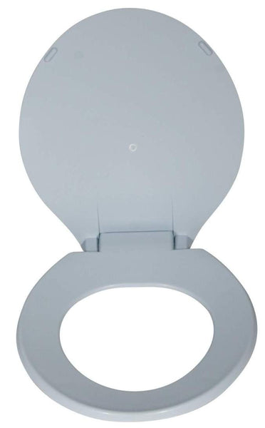 "Drive Medical Oblong Oversized Toilet Seat with Lid 11161-1  16-1/2"" D (727165EA) 1/EA"