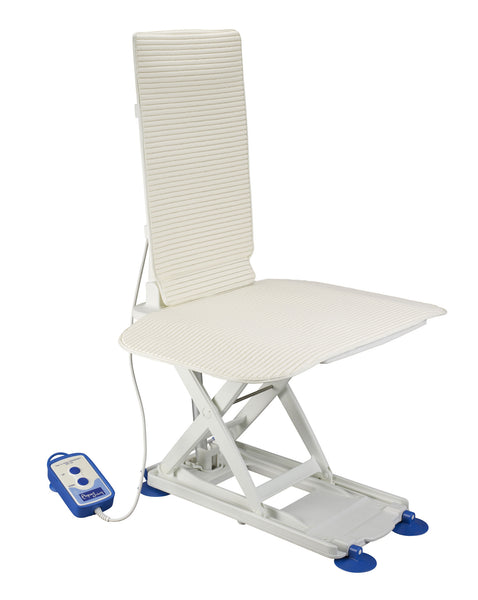 AquaJoy Premier Plus Reclining Bath Lift (BL100-DR) - Drive DeVilbiss Healthcare Shop Now at LifeSupply.com