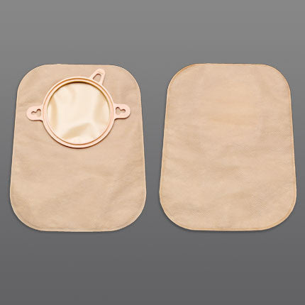 New Image Closed Mini Pouch without Filter 18352 Beige  (569790BX) 30/BX