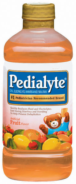 Pedialyte Fruit Flavored Pediatric Nutritional Supplement 365   (223081CS) 8/CS
