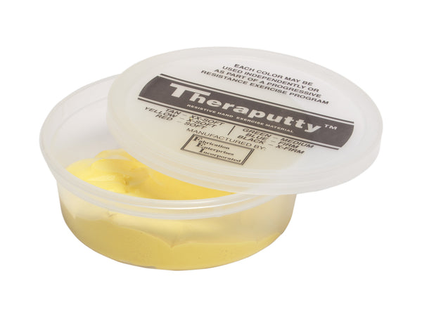 Cando Theraputty Exercise Putty 100905 Yellow  (258515EA) 1/EA