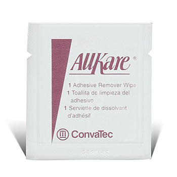 AllKare Adhesive remover wipe 37443   (294572BX) 100/BX