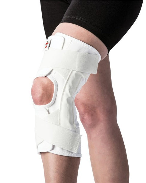 Core Products Elastic Knee Support (S-M-L-XL)  (KNE-6404)