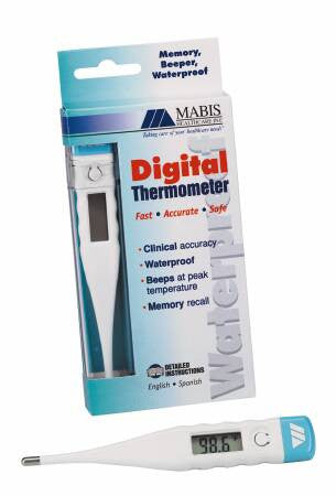Digital Thermometer 15-600-000   (327127EA) 1/EA