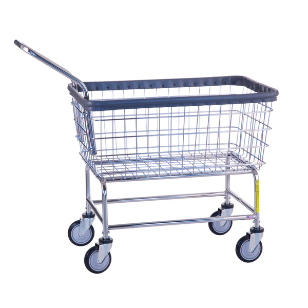 R&B Wire LC HANDLE Accessory Cart Handle Fits All R&B Laundry Carts w/ Hardware