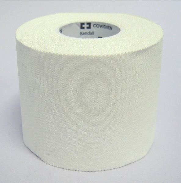 "Kendall Wet-Pruf Waterproof Tape 3267C White 2""x10 Yards (10370BX) 6/BX"