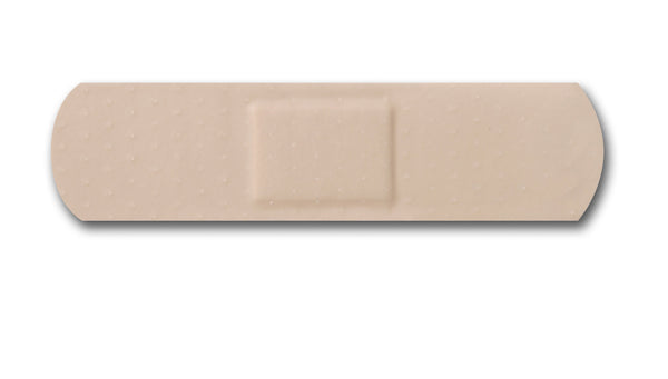 "Medi-Pak Performance Sheer Adhesive Bandages 16-4823 Tan .75x3"" (464083BX) 100/BX"