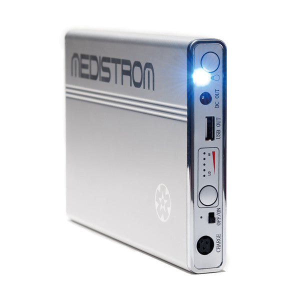 Medistrom™ Pilot 24 Plus CPAP Backup Power Supply and CPAP Battery