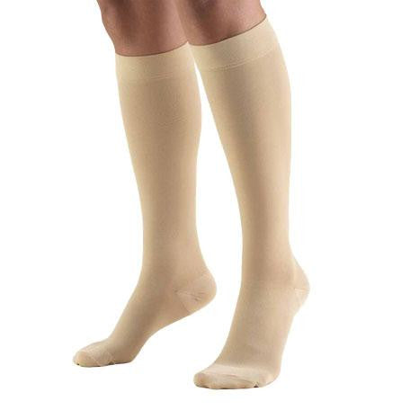 Compression Knee High Closed Toe 30-40mm (CS-9002)