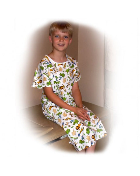 Core Products Printed Gown Youth Size 8-10 6/Case (PRO-959)